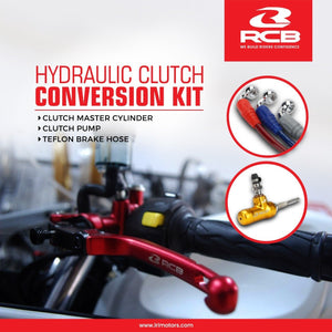 Racing Boy Hydraulic Clutch Conversion Kit 14MM (LH) - LRL Motors