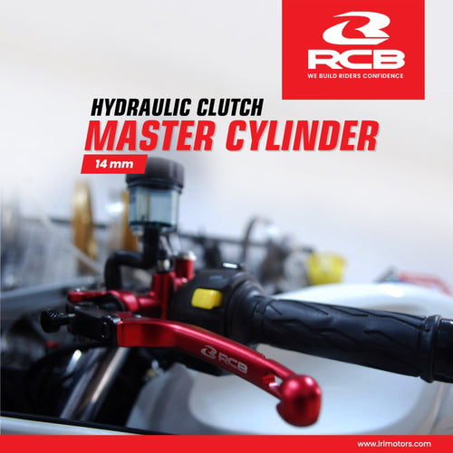 Racing Boy Hydraulic Clutch Master Cylinder 14MM - LRL Motors