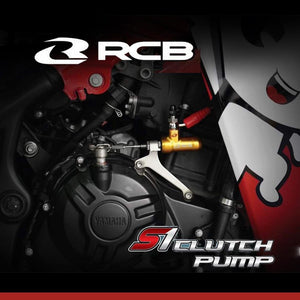 RCB Clutch Pump 14MM ( Gold Colour) - LRL Motors