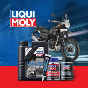 Royal Enfield Himalayan Engine oil Performance Pack - LRL Motors