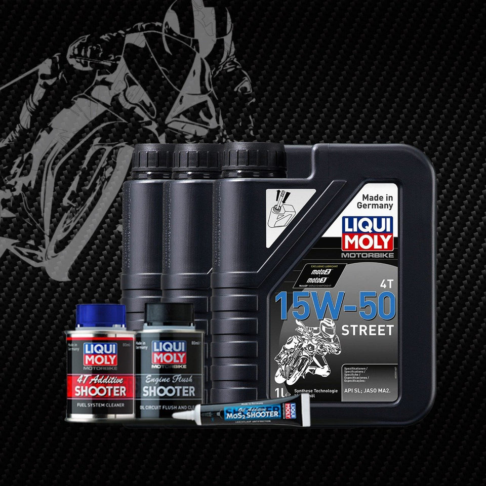 Royal Enfield Thunderbird 350 engine oil Performance Pack - LRL Motors