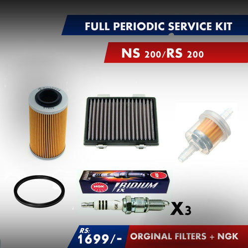 RS 200 Periodic service kit - LRL Motors