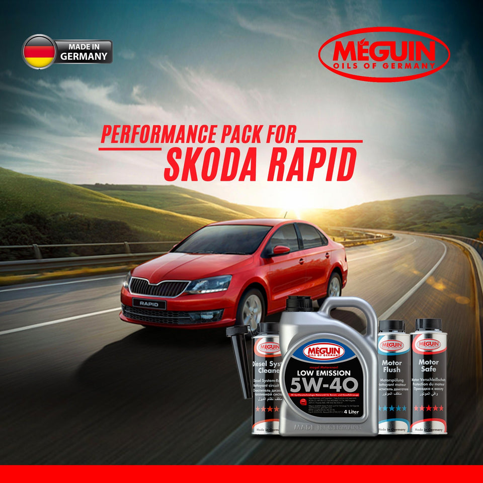 Skoda Rapid full performance pack - LRL Motors