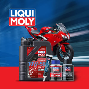 TVS Apache 310 Engine oil Performance pack - LRL Motors