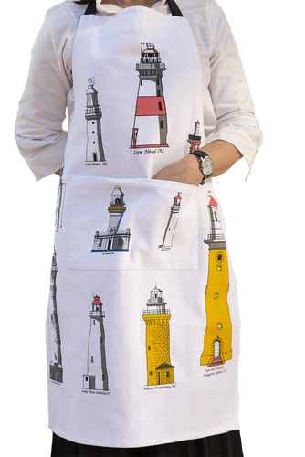 Apron (Heavy Drill) - Lighthouse