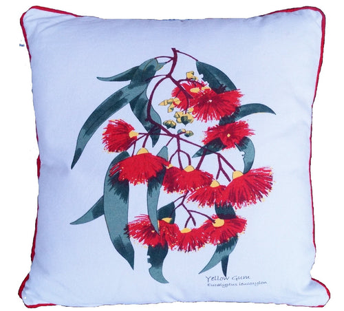 Cushion Cover - Flowering Gum - Allgifts Australia