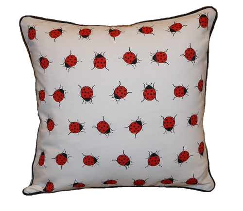 Cushion Cover - Lady Bird - Allgifts Australia