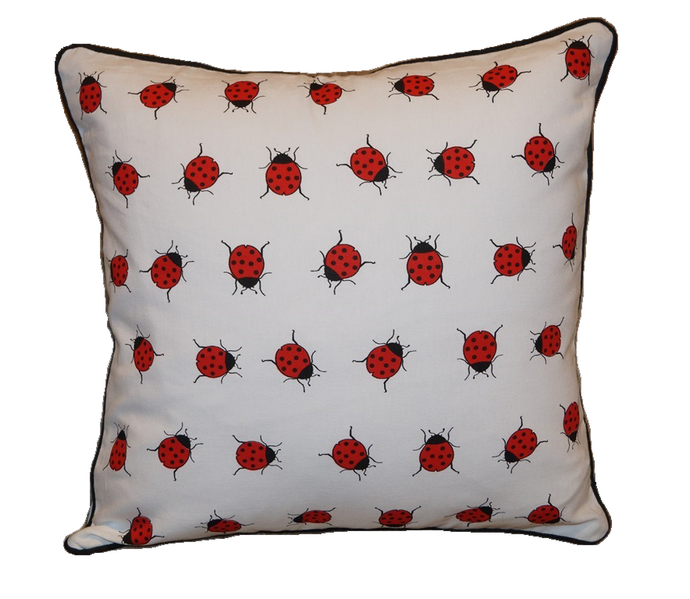Cushion Cover - Lady Bird