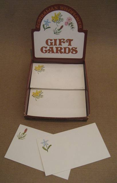 Gift Tags - Flora by Pat Hall - Allgifts Australia