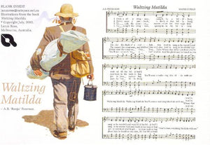 Greeting Cards - Banjo Paterson