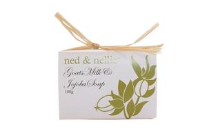 ned & nellie 100g Soap - Goats Milk - Allgifts Australia