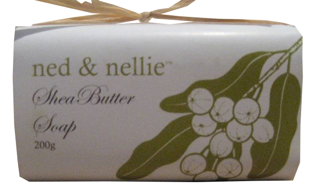 ned & nellie 200g Soap - Shea Butter
