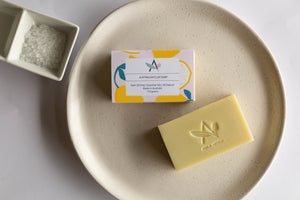 Australian Clay Soap (Various Wrapper Designs Available)