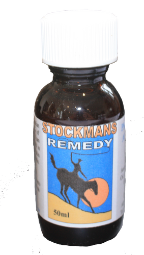 Stockmans Remedy Oil (50ml) - Allgifts Australia