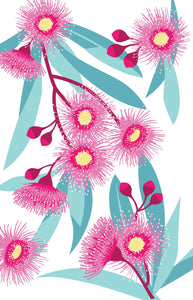 Tea Towel - Flowering Gum