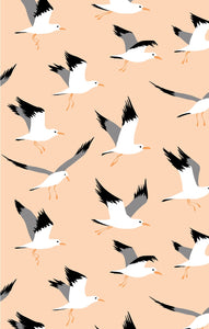 Tea Towel - Seagulls