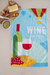 Tea Towel - Winery