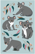 Tea Towel - Koalas