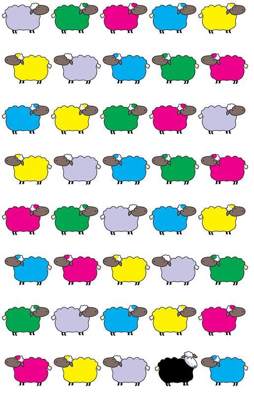 Tea Towel - Sheep