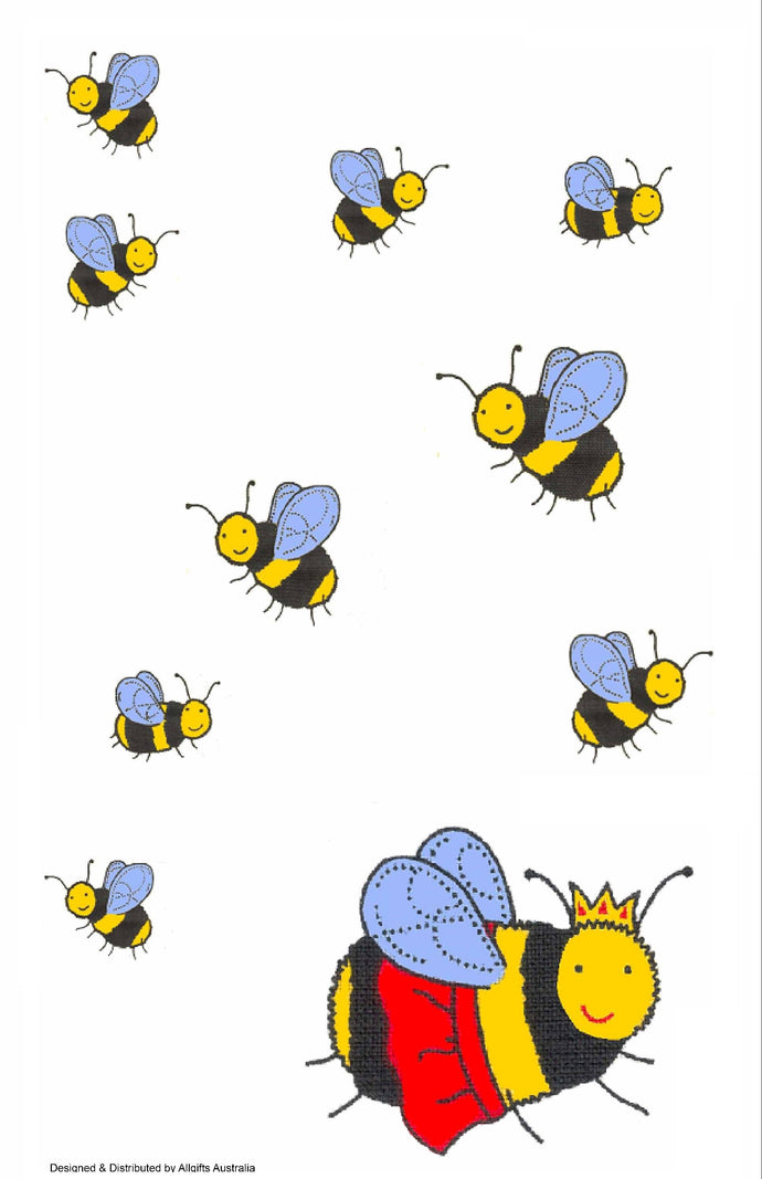 Tea Towel - Queen Bee - Allgifts Australia