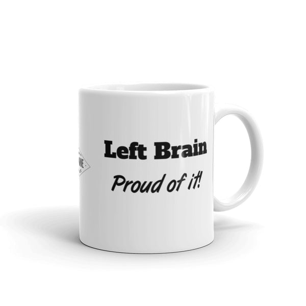 Left Brain - Proud of It!