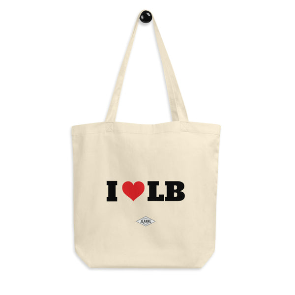 I Love Left Brain - Tote