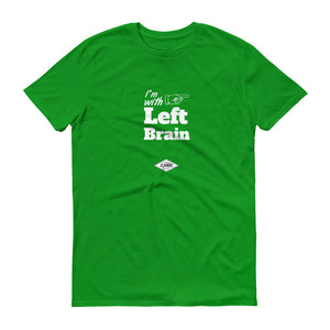 I'm with LB - Short-Sleeve T-Shirt