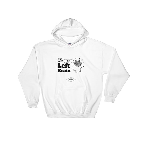 I'm with LB hoodie
