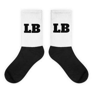 Left Brain Socks