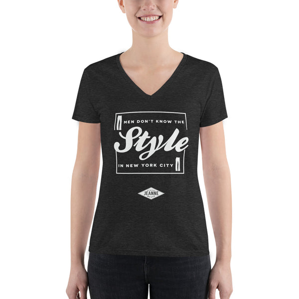 Style in NYC V-neck Tee
