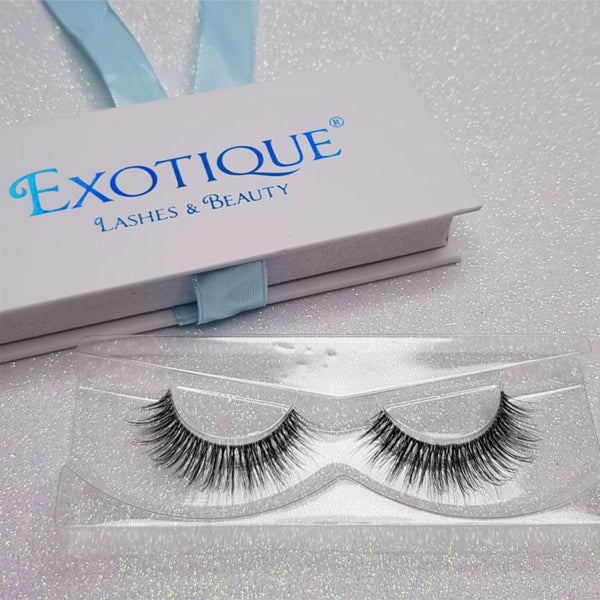 "Exotique's ""Curious"" Strip Lashes"