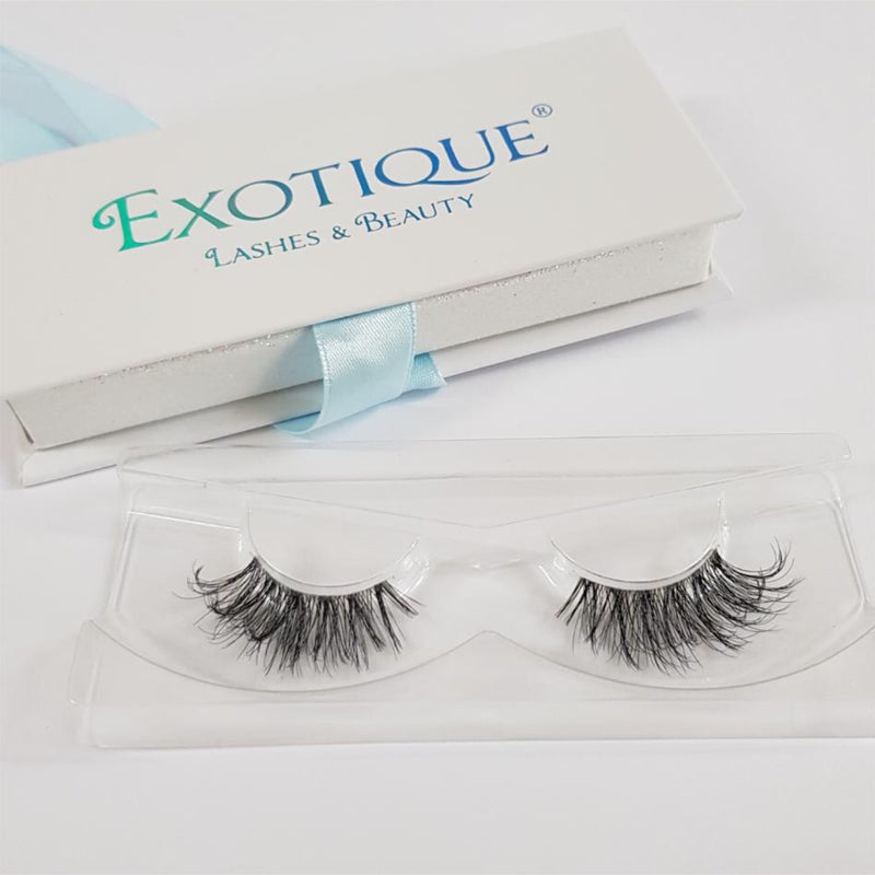 "Exotique ""Flirty"" Strip Lashes"