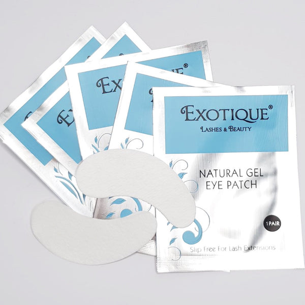 Natural Gel Eye Patches 10 PK