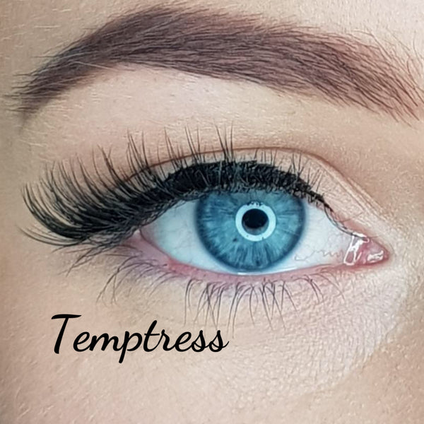"Exotique ""Temptress"" Strip Lashes"