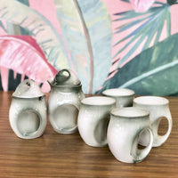 Unique 6 Piece Tea Set