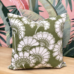 Florence Broadhurst Cushion (Japanese Floral)