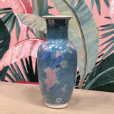 Hand Painted Large Vase