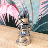 Chrome (look!) Gnome Money Bank