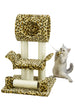 "28"" Cat Tree Condo Furniture"