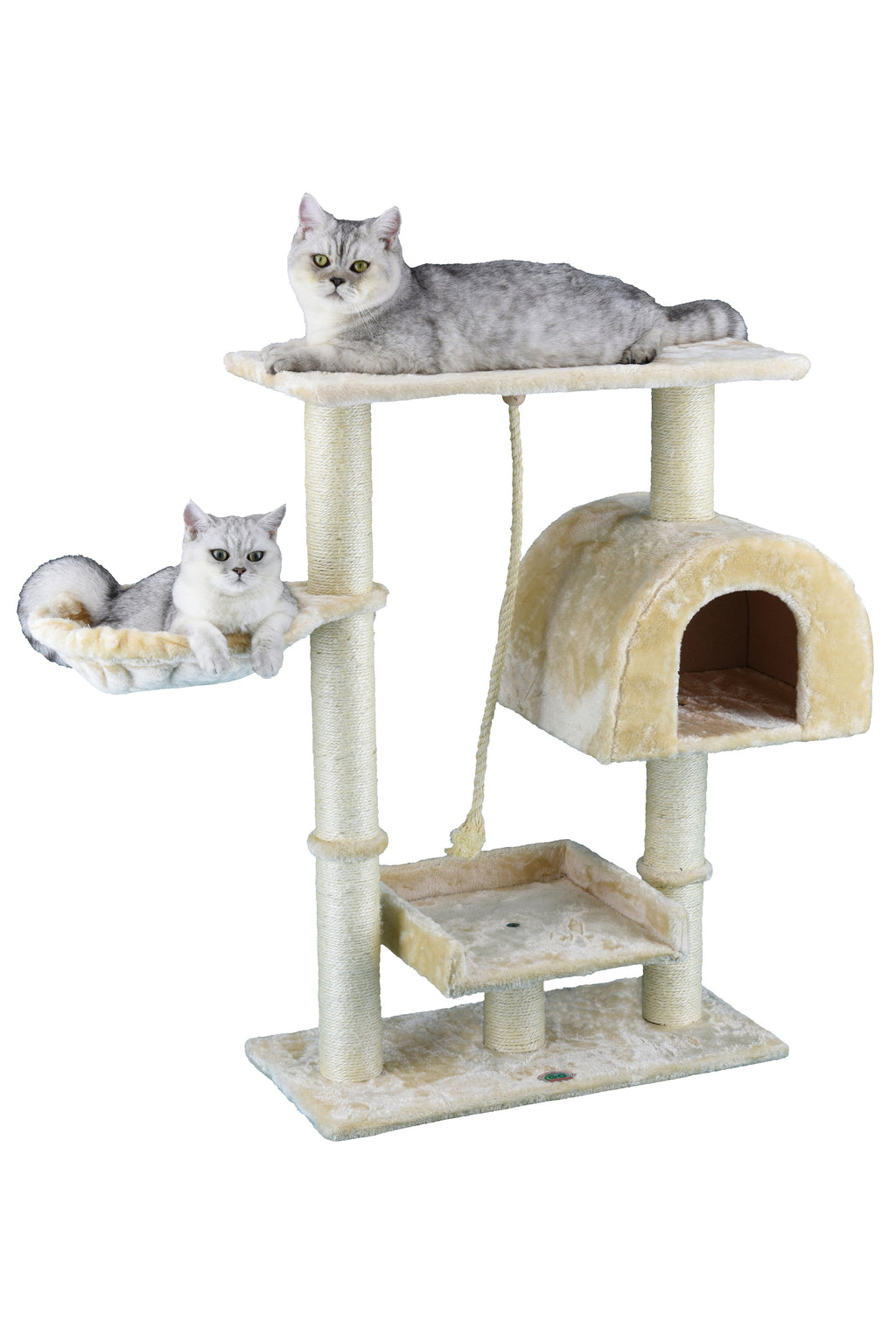 "36"" Cat Tree Condo Furniture (F16)"