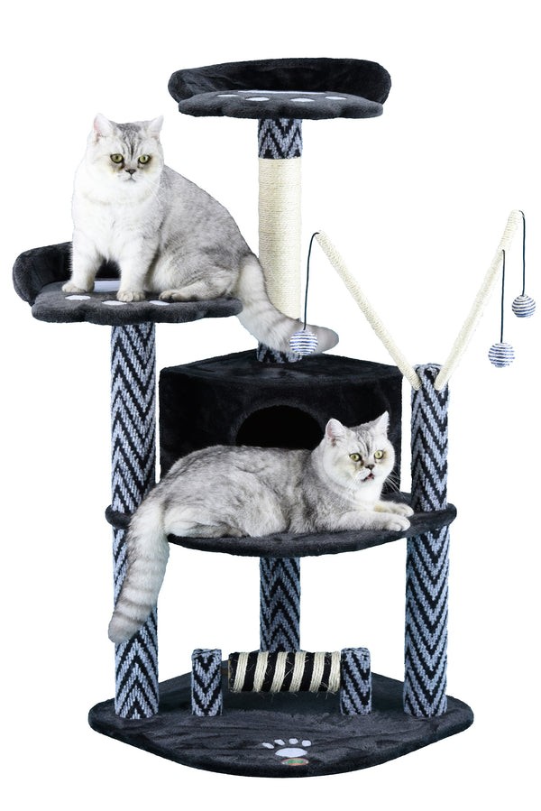 "50"" Cat Tree Condo Furniture (F19)"