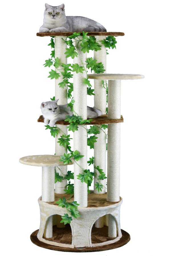 "61"" Forest Cat Tree"