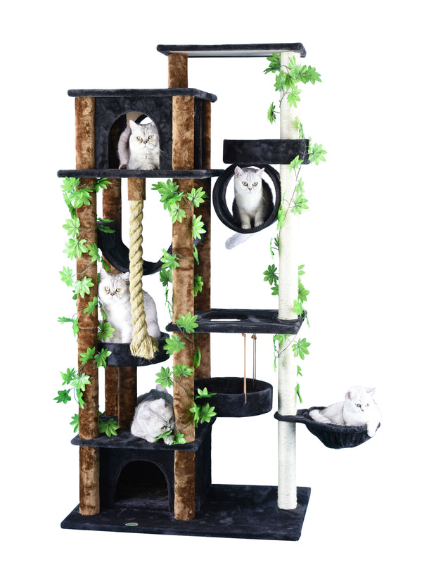"70"" Forest Cat Tree (F2097)"