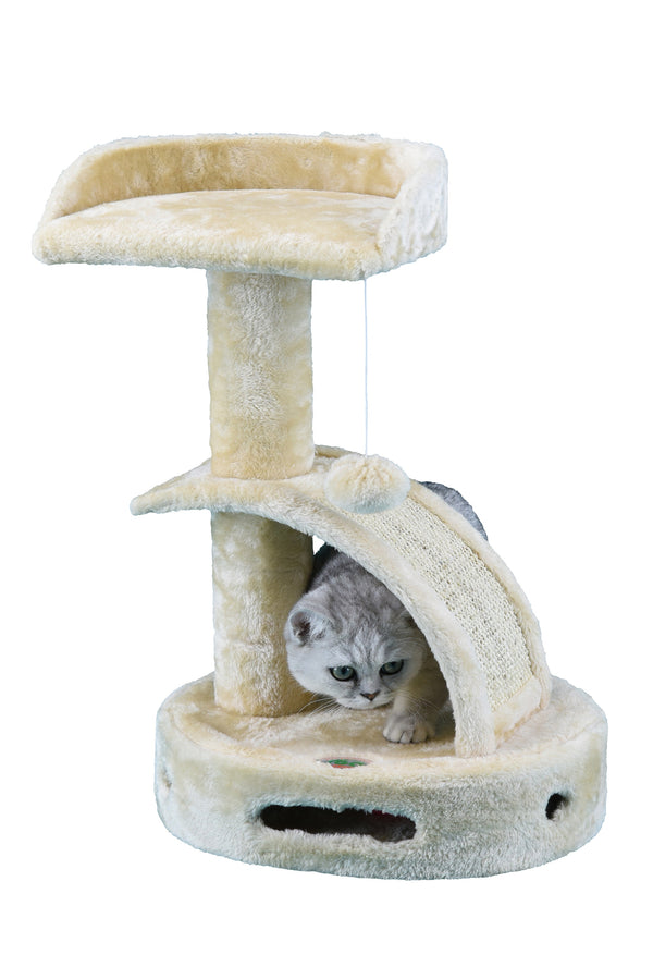 "23.25"" IQ Box Cat Tree  (F3008)"