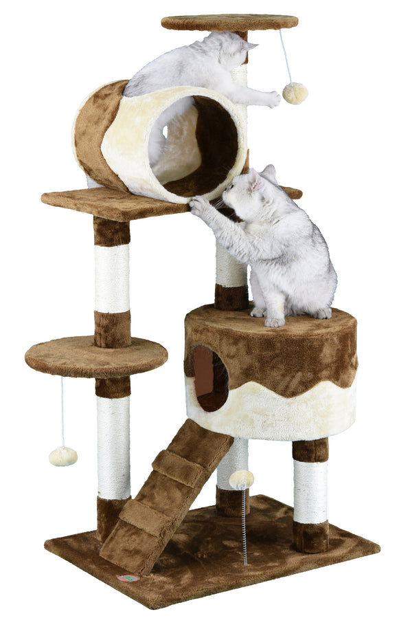 "51.5"" Cat Tree Condo Furniture (F3010)"