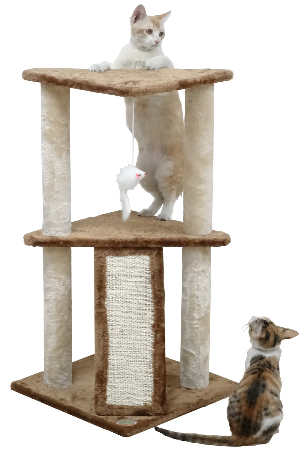 "35"" Kitten Cat Tree (F701)"