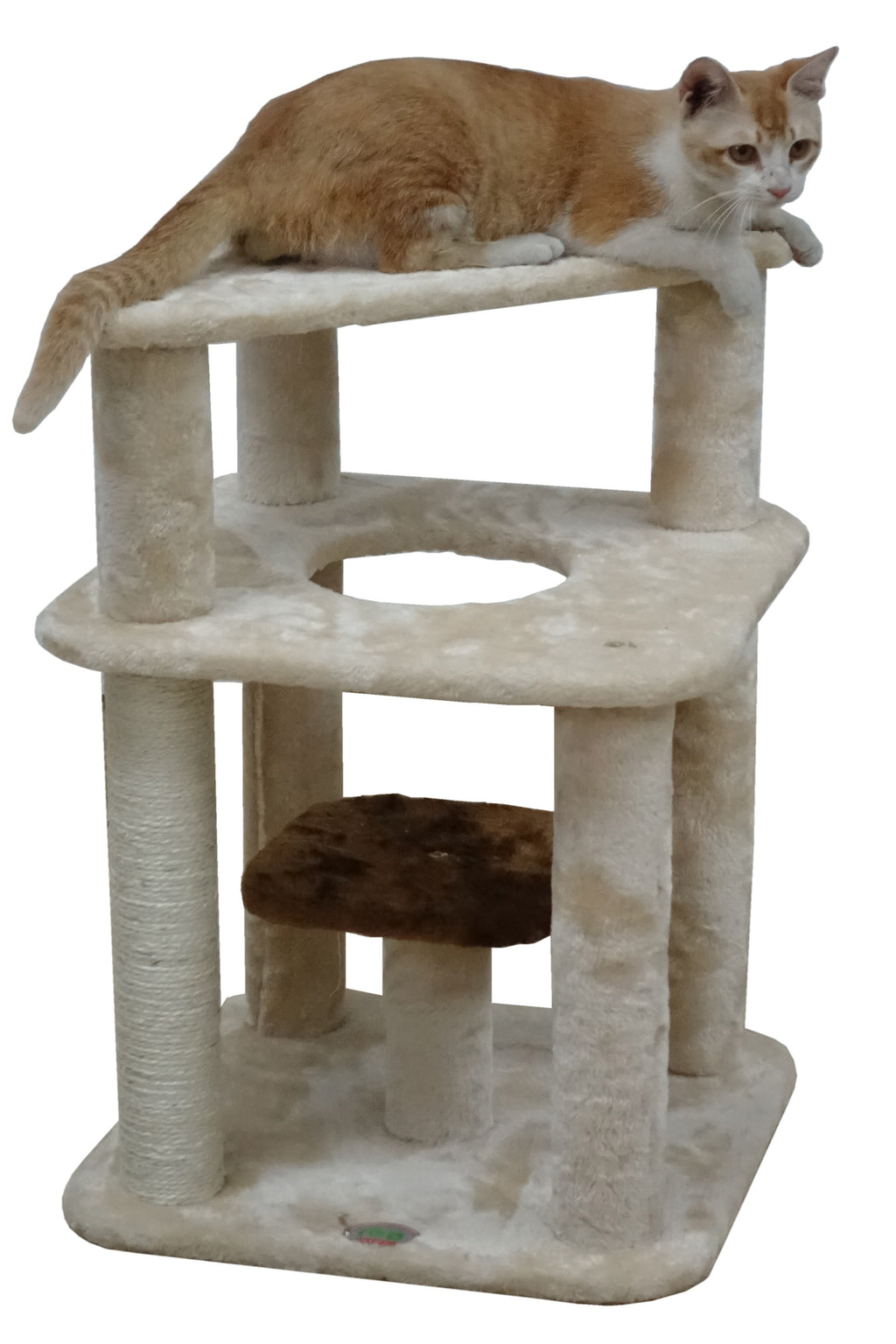 "25"" Cat Tree Condo Furniture"