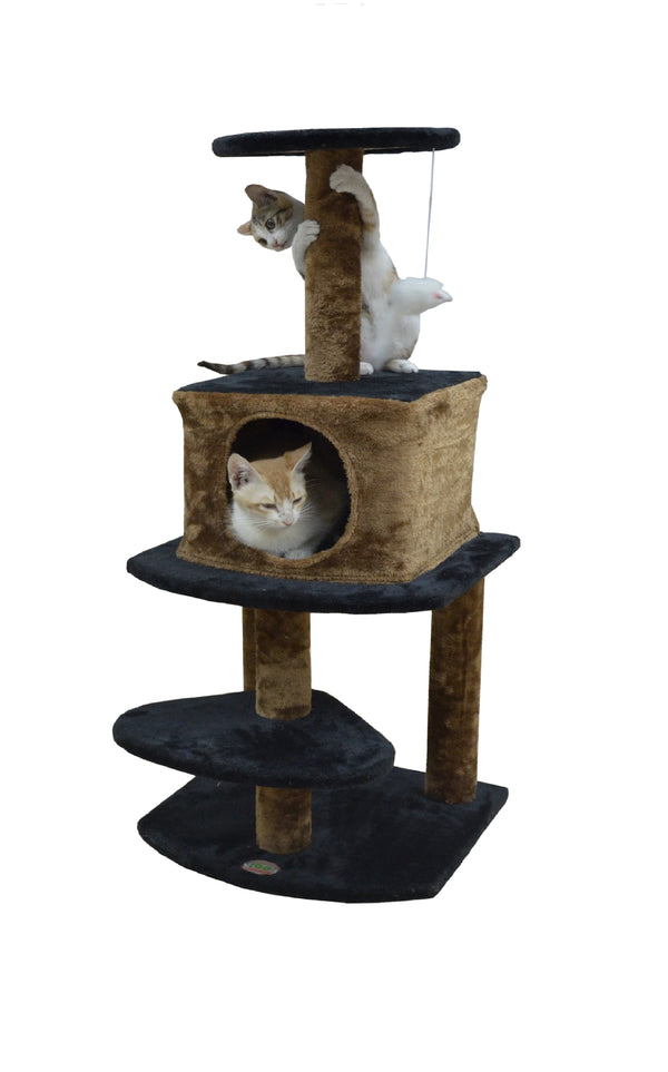 "40"" Kitten Cat Tree (F705)"
