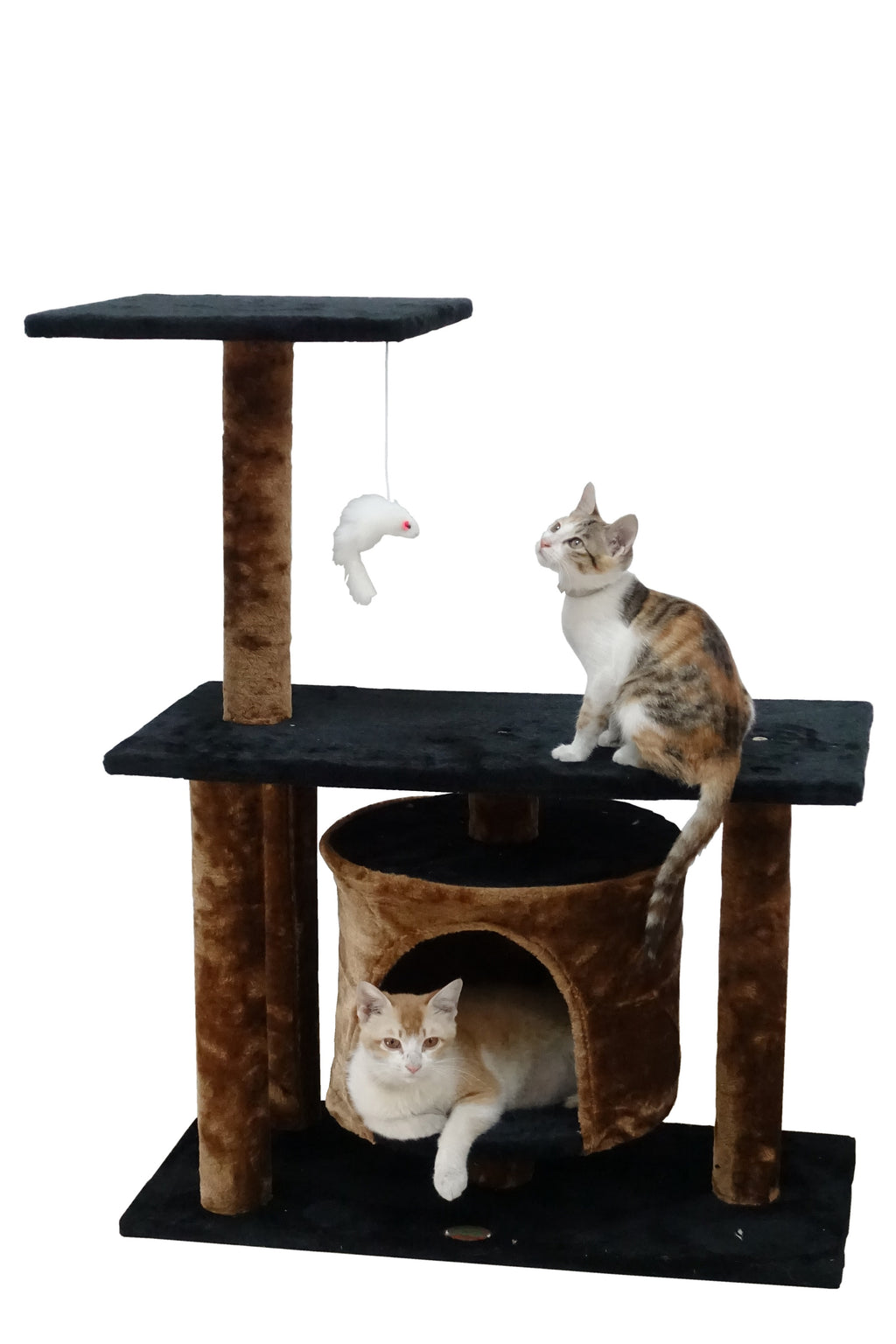 "38"" Cat Tree Condo Furniture (F706)"