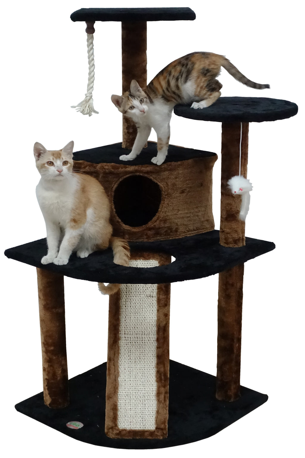 "47"" Kitten Cat Tree"